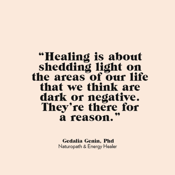 The Healing Power of Creativity with Gedalia Genin
