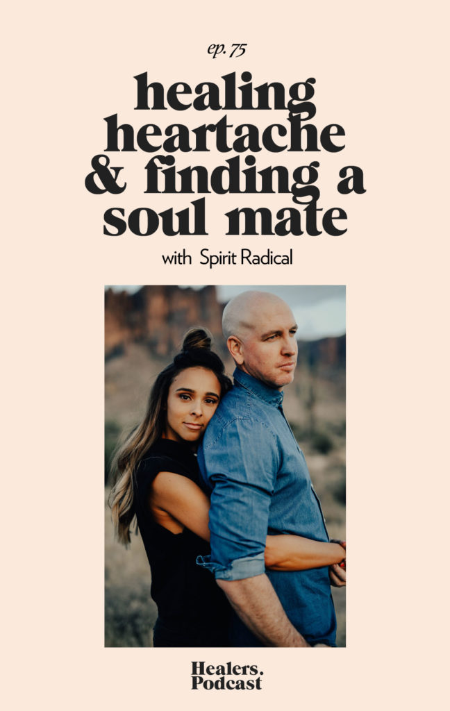 Episode 75: Healing Heartache and Finding a Soul Mate with Spirit Radical | HealersWanted.com 🙏🏻 We're not here to fix you, because you aren't broken. We're here to help you heal yourself. Our trusted holistic guides, virtual healing experiences, and spiritually curious community will support you wherever you are on the journey.