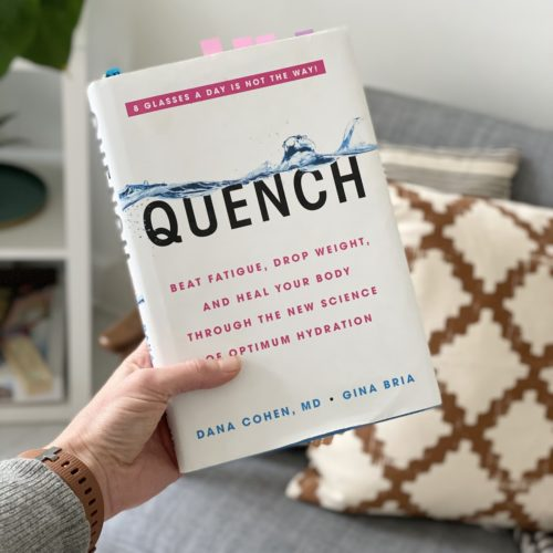 Quench by Dana Cohen