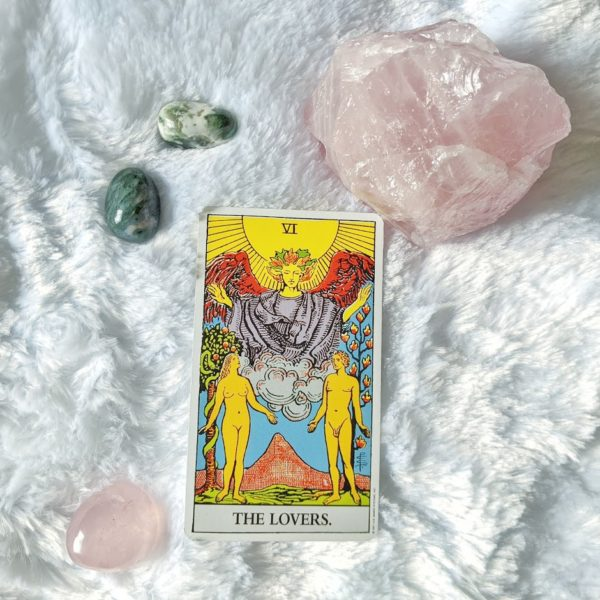 5/22 The Lovers Tarot Embodiment Workshop with Sheila Masterson