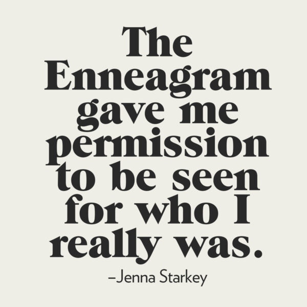Finding Fulfillment with Enneagram Expert Jenna Starkey